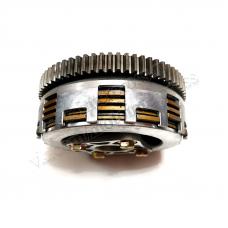 Барабан сцепления 1P52FMI (C120) (52,4*55,5) (полуавтомат) 125см3 ZS