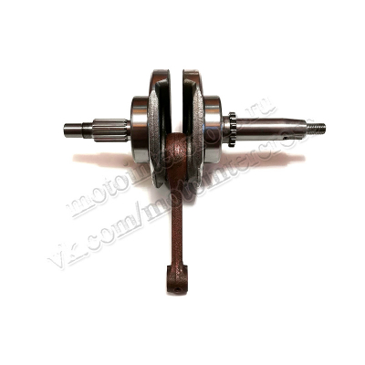Коленвал YX150 (W150-2) (ход 53мм)