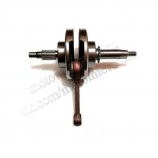 Коленвал YX150 (W150-5) (ход 60мм)