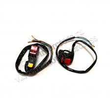 Блоки переключателей (компл) TTR125,TTR150