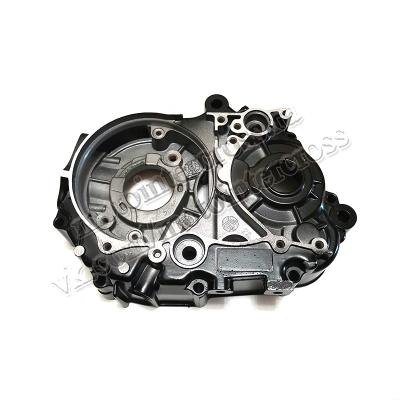 Картер двигателя левый 153FMI/154FMI 125 см3 (кикстартер) SM-PARTS