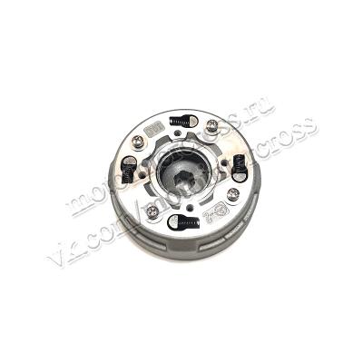 Сцепление в сборе двиг. YX125 см3 153FMI (эл.стартер, п/автомат) OEM