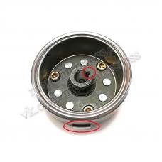 Ротор генератора (магнит) 165FMM (CB250D-G) 169FMM (CB250)