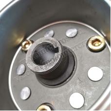 Ротор генератора (магнит) 165FMM 166FMM 169FMM (под 8 катушек / без балансировочного вала) Тип 1