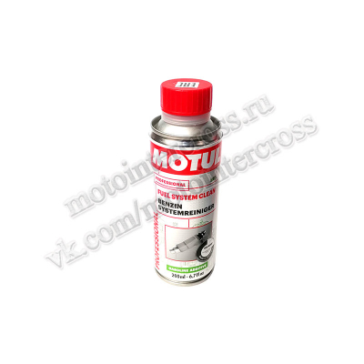 Промывка MOTUL Fuel System Clean Moto (0.2 л)