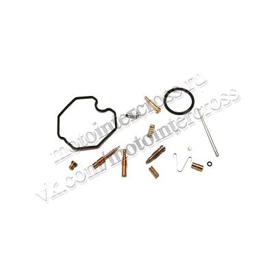 Ремкомплект карб. PZ30 (с ускорительным насосом)  CB250/TTR250 250см3  SM-PARTS
