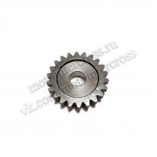 Шестерня привода коленвала (вторичный вал) KAYO двиг. YX140 см3 (P040198) CN