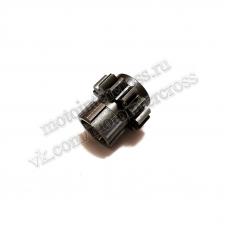 Шестерня привода коленвала (первичный вал) KAYO двиг. YX160 см3 CN