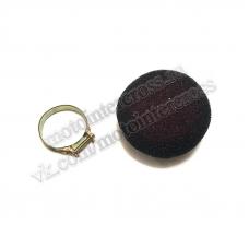 Фильтр возд. нулевик #4 (d=42mm) сфера
