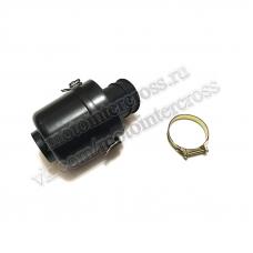 Фильтр возд. нулевик #3 (d=38mm) в корпусе