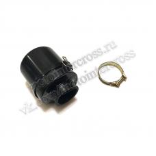 Фильтр возд. нулевик #3 (d=42mm) в корпусе