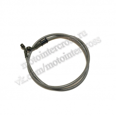 Шланг гидравлический тормозной (армированный) L=1200 d=10мм серый