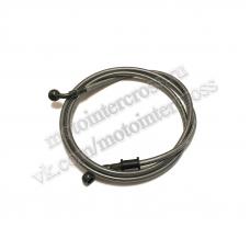 Шланг гидравлический тормозной (армированный) L=1500 d=10мм серый