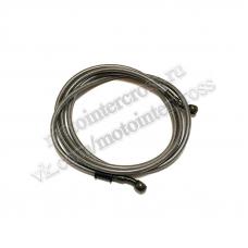 Шланг гидравлический тормозной (армированный) L=2000 d=10мм серый