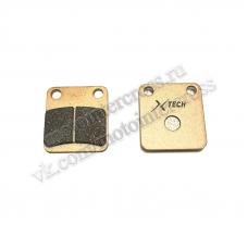 Колодки тормозные дисковые  #3 TTR125 (зад.) X-TECH