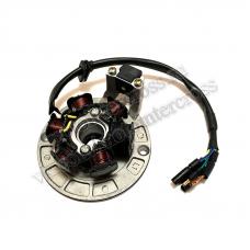 Статор генератора YX150/160см3 (W150-2/W150-5/W160-2)