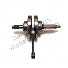 Вал коленчатый в сборе 4Т 154FMI (h54) p14mm; TTR125