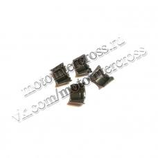 Сухарь клапана (компл. 4 шт) двиг. 125-140 см3 (LF120, YX125, YX140) SM-PARTS