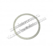 Прокладка левой крышки головки цилиндра питбайк 125-150сс D - 82.5мм