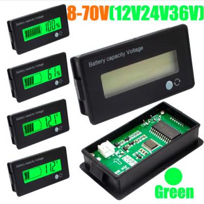 Датчик уровня заряда аккумулятора