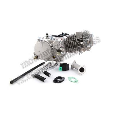 Двигатель в сборе YX 1P56FMJ (W150-5) 150см3, кикстартер