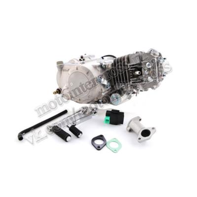 Двигатель в сборе YX 1P56FMJ (X150) 140см3, электростартер