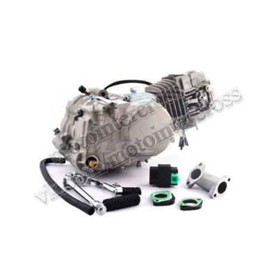 Двигатель в сборе YX 153FMI (S97) 125см3, кикстартер, запуск на любой передаче