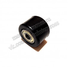 Ролик успокоителя цепи приводной TTR110, TTR125, TTR250 кросс (в сборе)
