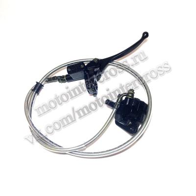 Тормоз дисковый передний в сборе TTR125 M10 / M10